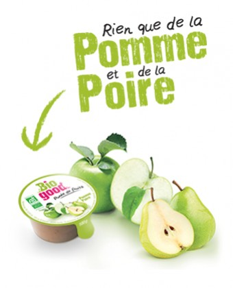 Organic Apple Pear