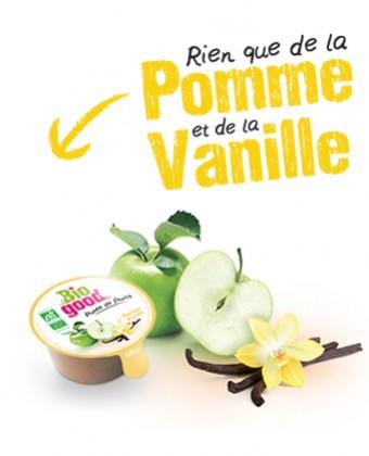 Organic Vanilla Apple