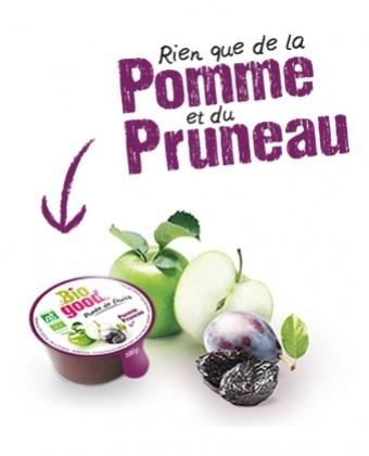 Organic Prune Apple