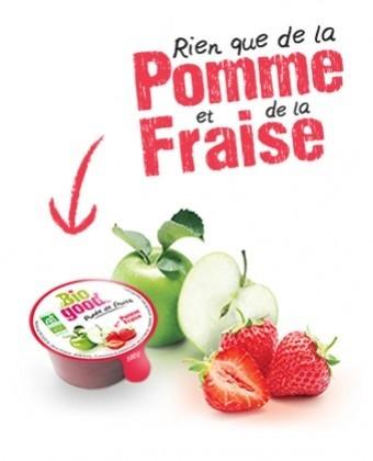 Organic Strawberry Apple