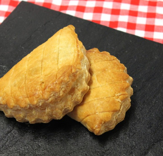 Pear & Apple Turnover